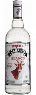 Cabrito Tequila Blanco 750ml
